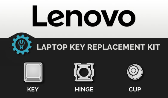 Lenovo Thinkpad L440 – Keyboard Key Replacement Kit